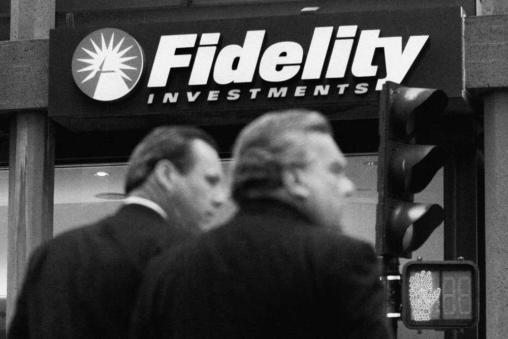 Fidelity's Latest Zero-Sum Corporate Weapon: Let Clients Earn Interest on Cash