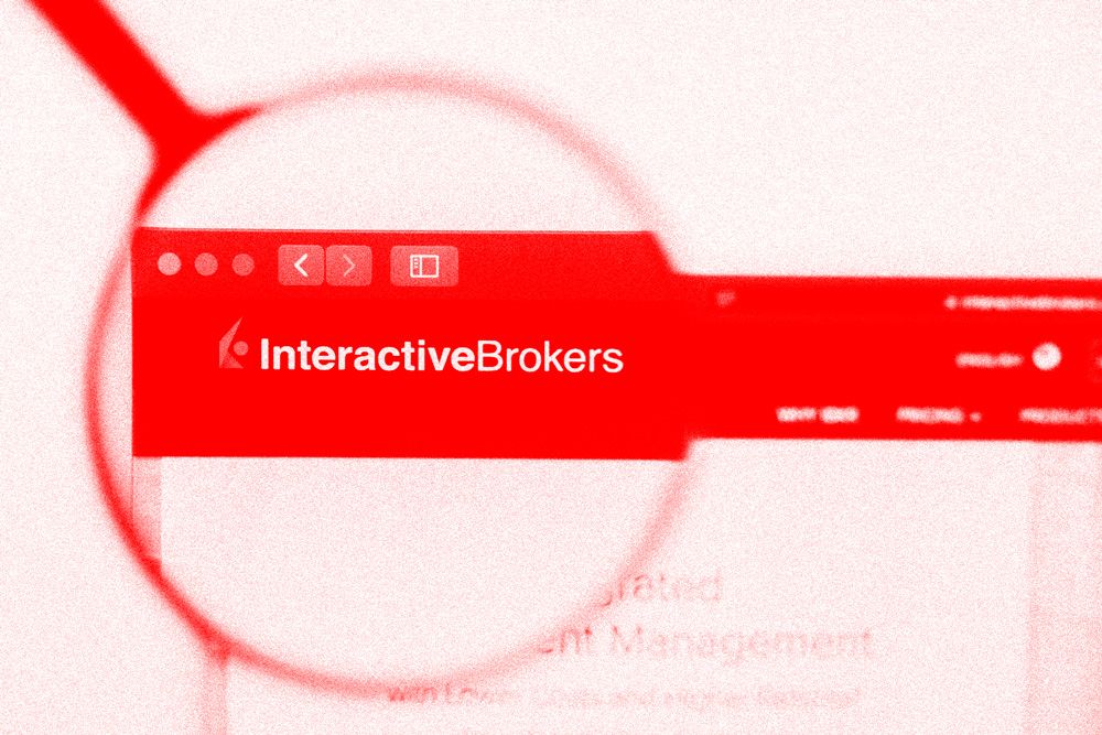 The Spotlight Stolen From Interactive Brokers